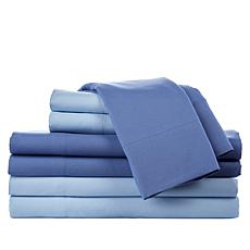 South Street Loft 2-pack Microfiber Solid Twin XL Sheet Sets