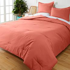 South Street Loft 3-piece Tonal Color Comforter Set