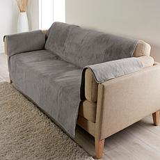 South Street Loft Faux Fur Sofa Cover