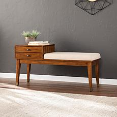 Southern Enterprises Bedoya Storage Bench
