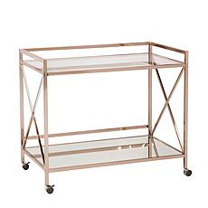 Southern Enterprises Covington Bar Cart