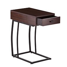 Southern Enterprises Dora Side Table with USB