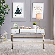 Southern Enterprises Keith Mirrored Console