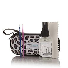 Sparkle Sparkle® Jewelry Cleaning Travel Kit with Case