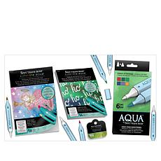 Spectrum Noir Colorista Aqua Holiday Collection