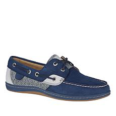 Sperry Koifish Herringbone and Leather Boat Shoe