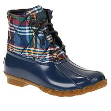 Sperry Saltwater Quilted Nylon Duck Boot
