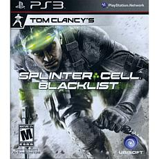 Splinter Cell: Blacklist - PlayStation 3