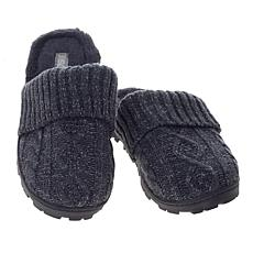 Sporto® Sally2 Knit Slipper with Faux Fur Trim