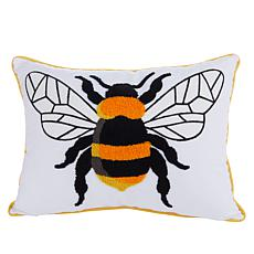 Spring Collection Decorative Pillow - Bumble Bee