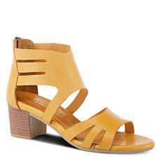 Spring Step Brisa Block-Heel Sandal
