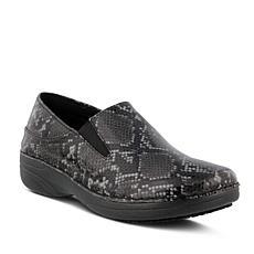 Spring Step Professional Ferrara-Skin Slip-On Shoes