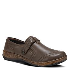 Spring Step Smolqua Slip-On Leather Shoes