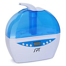 SPT Digital Ultrasonic Humidifier with Hygrostat Sensor