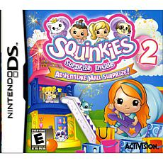Squinkies 2 Adventure Mall - Nintendo DS