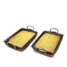 St. Clair 2-pack Corn Souffle Casseroles