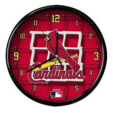 St. Louis Cardinals Team Net Clock