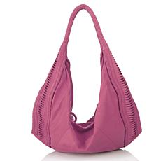 St. Tropez Leather Hobo - Limited Quantity