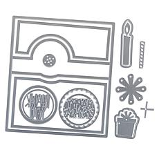 Stamps of Life Circle Flip-It Cardmaking Kit