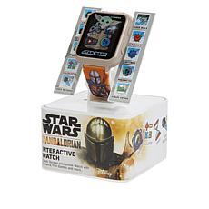 Star Wars Baby Yoda Kids' Interactive Smart Watch