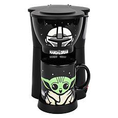 Star Wars The Mandalorian Coffee Maker with Mug