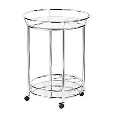 Starla Bar Cart - Chrome