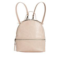 Steve Madden Gator Embossed Convertible Mini Backpack