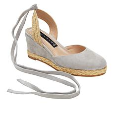 Steven by Steve Madden Charly Suede Wedge Espadrille