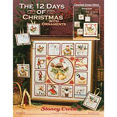 Stoney Creek Counted Cross Stitch - 12 Days Christmas
