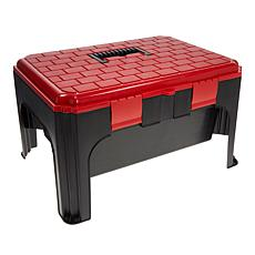 StoreSmith Step Stool Tool Box