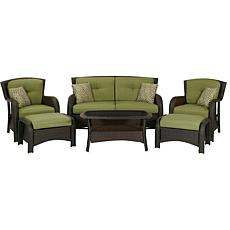 Strathmere 6-piece Deep-Seating Patio Set