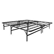 Structures Full Folding Platform Bed Frame