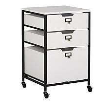Studio Design Portable 3-Drawer Organizer
