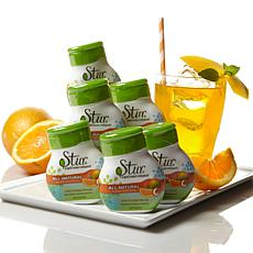 Stur All-Natural Water Enhancer 6-pack - Orange-Mango