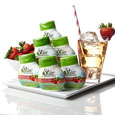 Stur All-Natural Water Enhancer 6-pack-Strawberry/Melon