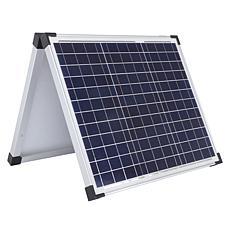 Sun Joe Folding 60-Watt Solar Panel with Cable