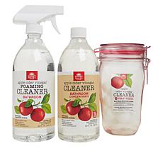 Sunny Valley Orchard Apple Cider Bathroom Care