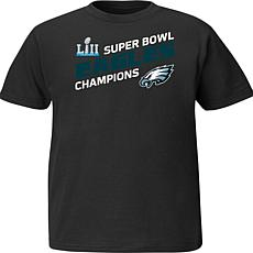Super Bowl LII Champions Youth More Than Enough Short-Sleeve Tee