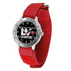 Super Bowl LV Champs Youth Tailgater Series Watch - Bucs