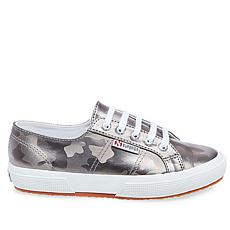Superga Camo Metallic Low-Top Sneaker