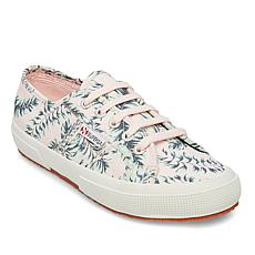Superga Hawaiin Floral Print Lace-Up Sneaker