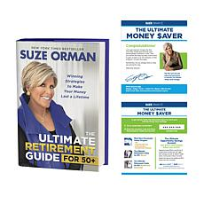 Suze Orman Ultimate Money Saver Package & E-Book