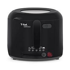T-fal Compact Deep Fryer - Black
