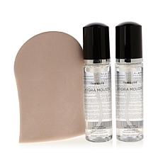 Tan-Luxe Hydra Mousse  Duo - Light/Medium