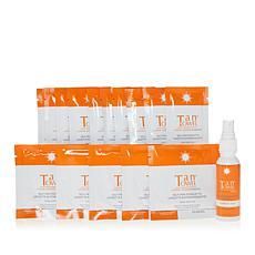 TanTowel® Classic 15-piece Kit with Express Tan Mist AS
