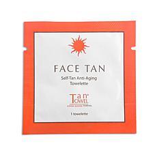 TanTowel® Face Tan Self-Tanning Towelette - Single