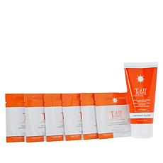 TanTowel® Full-Body Classic 6-pk with Instant Glow Tinted Body Lotion