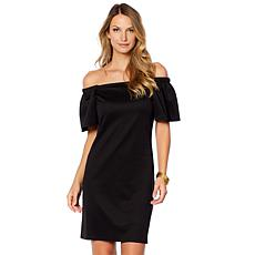 Tash + Sophie Off-the-Shoulder Dress