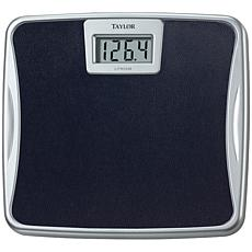 Taylor Silver Platform Lithium Electronic Digital Scale