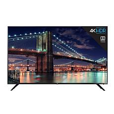 "TCL 65"" 6-Series 4K UHD LED Dolby Vision HDR Roku Smart TV Bundle"